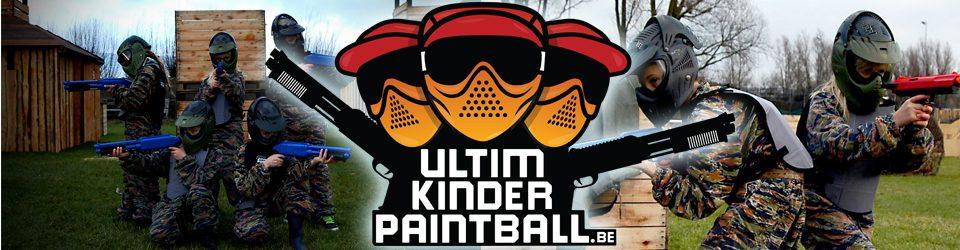 Ultim Kinderpaintball – Paintball verhuur voor kinderen